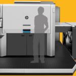 HP indigo variable data printer