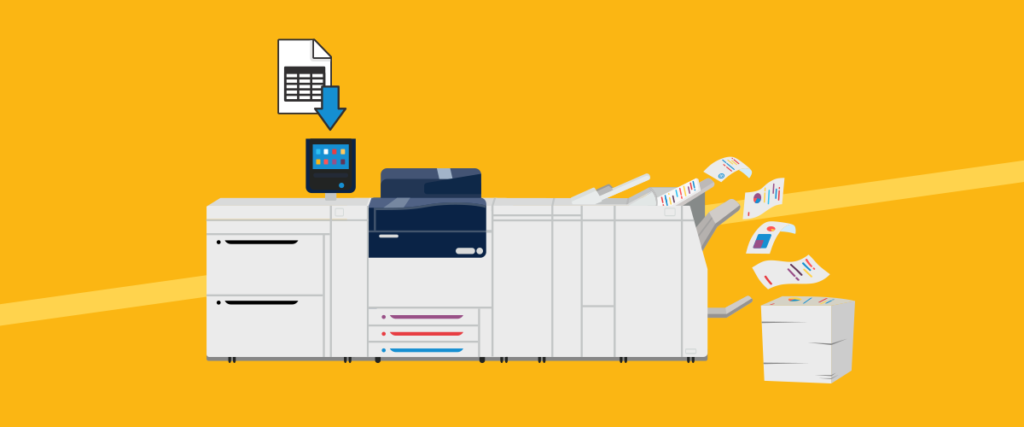 what is variable data printing