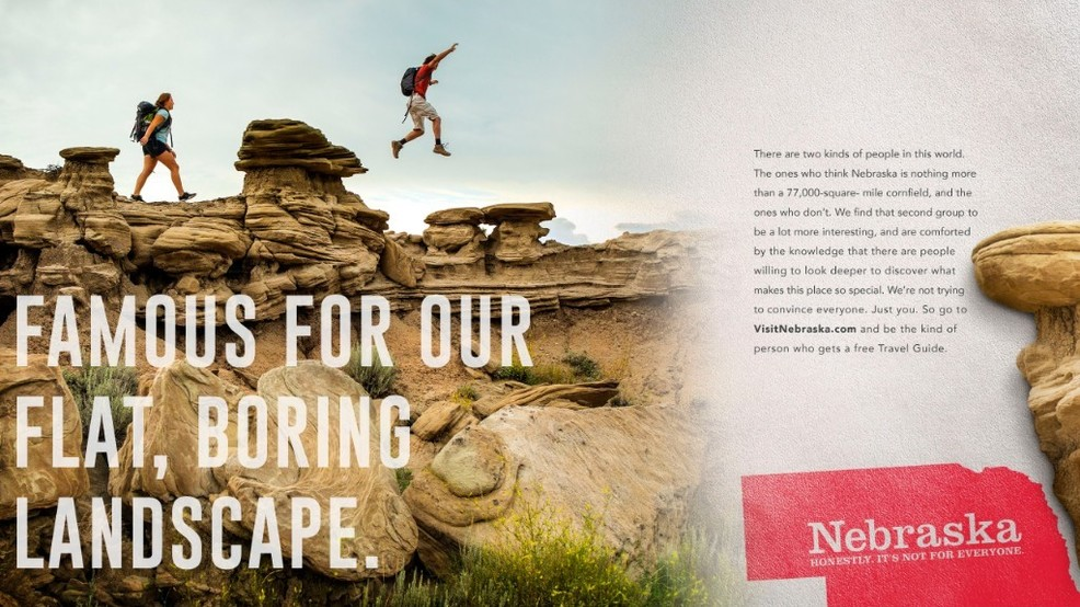 tourism marketing idea from nebraska