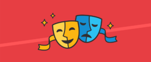 boost happiness at work through positive drama